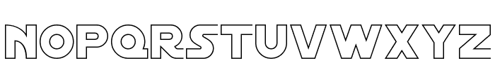 Distant Galaxy AltOutline Font LOWERCASE