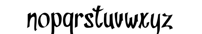 Divat Font LOWERCASE