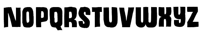 DizzyEdgeDEMO Font UPPERCASE