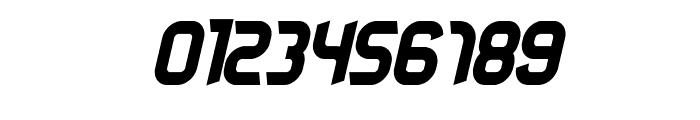 dieselpunk-italic Font OTHER CHARS