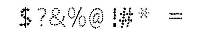 dimas font Font OTHER CHARS