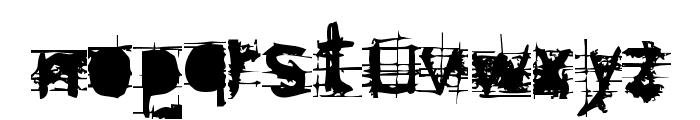 disenfranchide  fightthepower Font LOWERCASE
