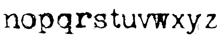 dislexi Font LOWERCASE