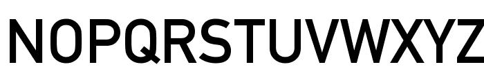 DIN Alternate Bold Font - What Font Is