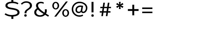Dienstag Regular Font OTHER CHARS