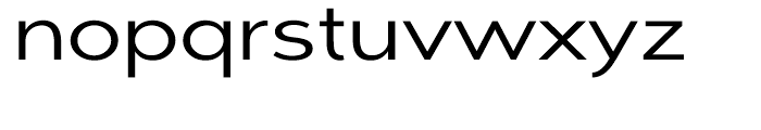 Dienstag Regular Font LOWERCASE
