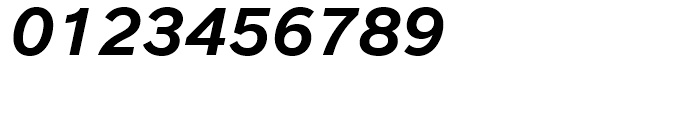 District Pro Demi Italic Font OTHER CHARS