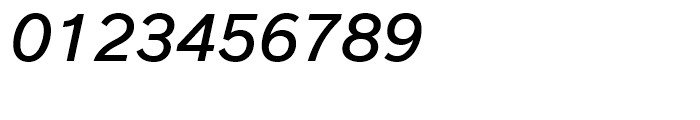 District Pro Medium Italic Font OTHER CHARS