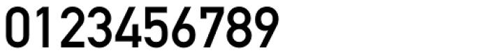 DIN 1451 Paneuropean MittelSchrift Font OTHER CHARS