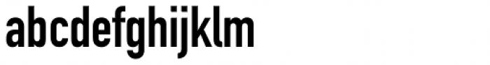 DIN 1451 Pro EngSchrift Font LOWERCASE