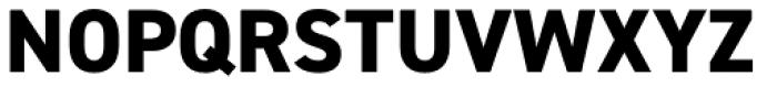 DIN 2014 ExtraBold Font UPPERCASE