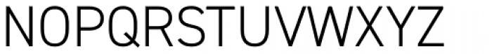 DIN 2014 Light Font UPPERCASE