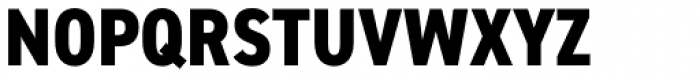 DIN 2014 Narrow ExtraBold Font UPPERCASE