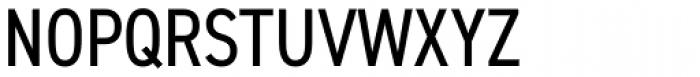 DIN 2014 Narrow Font UPPERCASE