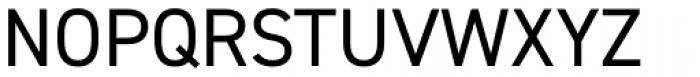 DIN 2014 Font UPPERCASE