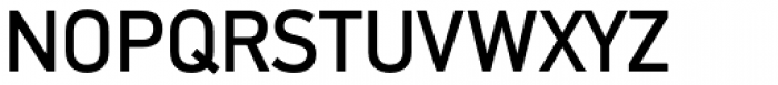 DIN Mittel Regular Font UPPERCASE