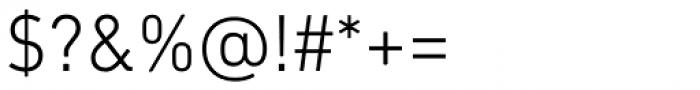 DIN Next Devanagari Light Font OTHER CHARS