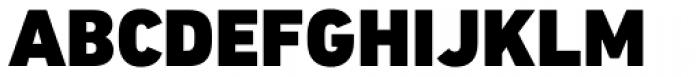 DIN Next Paneuropean W1G Black Font UPPERCASE