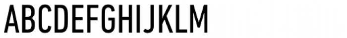 DIN Next Pro Condensed Font UPPERCASE