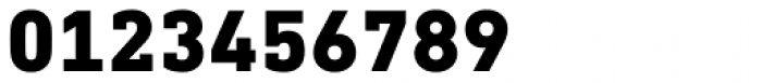 DIN Next Slab Heavy Font OTHER CHARS
