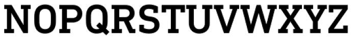 DIN Next Slab Medium Font UPPERCASE