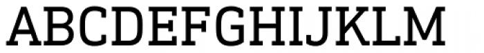 DIN Next Slab Font UPPERCASE