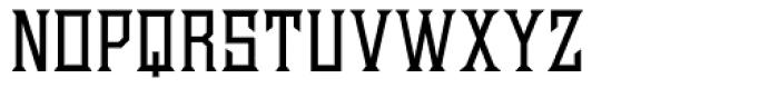 Diablo Bold Font UPPERCASE