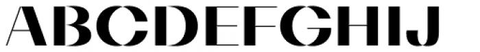 Diagram Display Black Font UPPERCASE