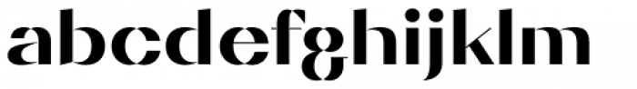 Diagram Display Black Font LOWERCASE