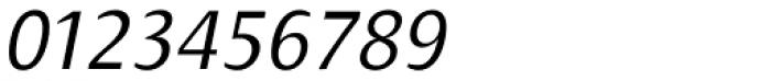 Dialog Pro Light Italic Font OTHER CHARS