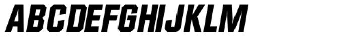 Diamante EF Bold Italic Font UPPERCASE