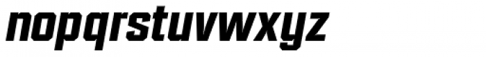 Diamante EF Bold Italic Font LOWERCASE