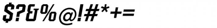 Diamante EF DemiBold Italic Font OTHER CHARS