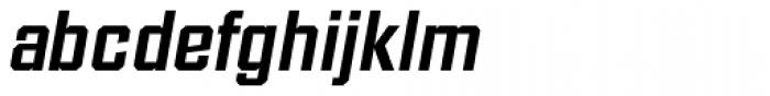 Diamante EF DemiBold Italic Font LOWERCASE