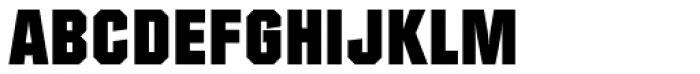 Diamante EF ExtraBold Font UPPERCASE