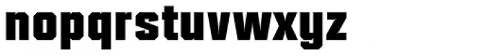 Diamante EF ExtraBold Font LOWERCASE