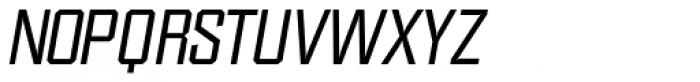 Diamante EF Italic Font UPPERCASE