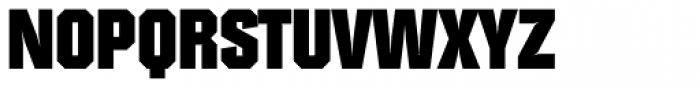 Diamante Serial Heavy Font UPPERCASE