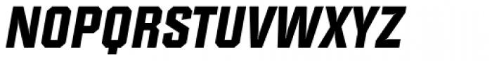 Diamante TS Bold Italic Font UPPERCASE