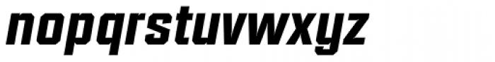 Diamante TS Bold Italic Font LOWERCASE