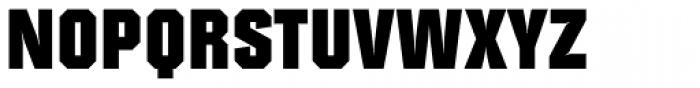 Diamante TS ExtraBold Font UPPERCASE