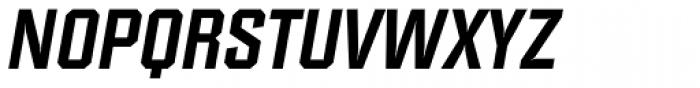 Diamante TS Medium Italic Font UPPERCASE
