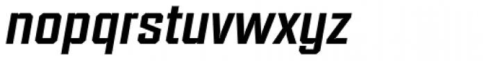 Diamante TS Medium Italic Font LOWERCASE