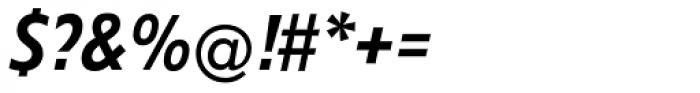 Diamanti Condensed EF Italic Font OTHER CHARS