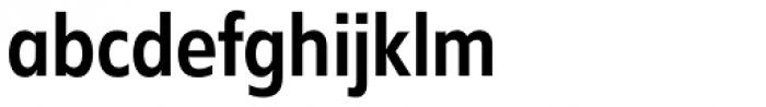 Diamanti Condensed EF Regular Font LOWERCASE