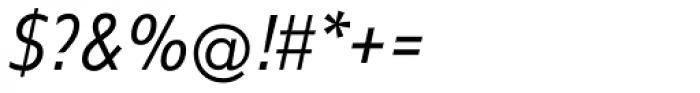 Diamanti Condensed EF Thin Italic Font OTHER CHARS