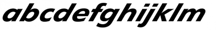 Diamanti Diagonal EF Bold Font LOWERCASE