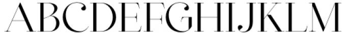 Diamond Bridge Regular Font UPPERCASE