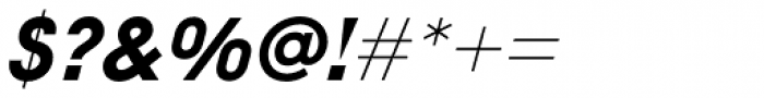 Diamonds Black Italic Font OTHER CHARS