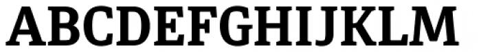Diaria Pro Bold Font UPPERCASE